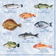 Salvrätikud kaladega