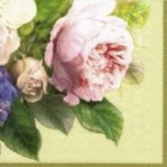 Salvrätikud roosiga