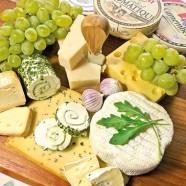 Salvrätikud juustuvalikuga