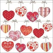 Salvrätikud südametega