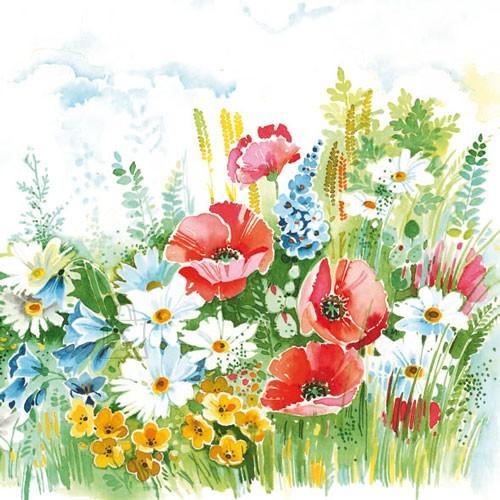 Salvrätikud lilleaasaga