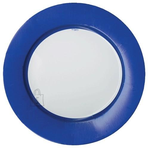 Väike papptaldrik sinine