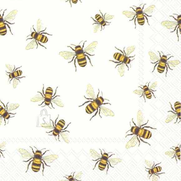 Salvrätikud mesilastega