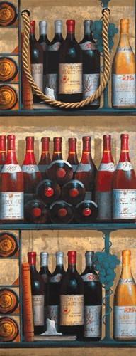 Pudelikott veinipudelitega