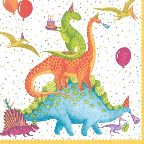 Salvrätikud dinosaurusega