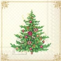Salvrätikud jõulukuusega