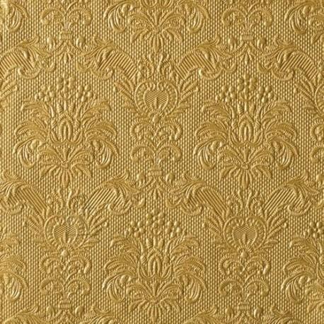 Salvrätikud kuldse mustriga