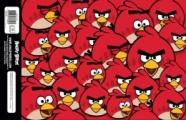 College Joonistusplokk Angry Birds Pattern A4/15L