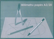College millimeetriplokk A3/20L