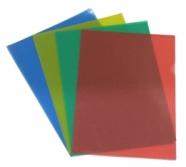 College kilekaaned A4/L-tasku 5-värvi 25tk