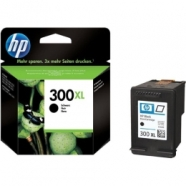 HP Tint HP Nr.300XL must (600 lehte)