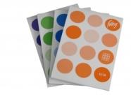 College ruuduline kirjaplokk Circles A4 50 lehte