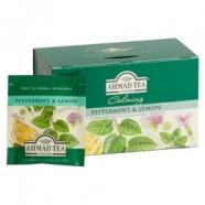 Ahmad Tea Calming piparmünt ja sidrun fooliumis 20x1.5g