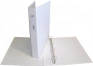 College rõngaskaust A4/3.5cm 4-rõngast valge