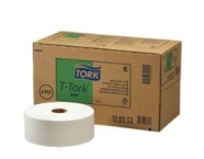 Tork tualettpaber Advanced Toilet Mini Jumbo T2, 170m (12rl/kast)