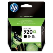 HP tint nr.920XL must (1200 lehte)