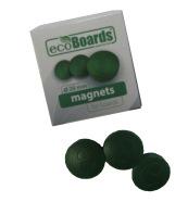 ecoBoards tahvlimagnet 20mm roheline 1tk