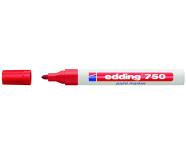 edding värvimarker permanente punane  2-4 mm