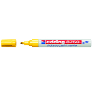 edding värvimarker permanente kollane 2-4 mm