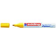 edding värvimarker  kollane läikiv 2-4mm
