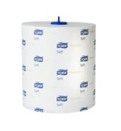 Tork majapidamispaber Premium Matic Roll Soft H1 valge 100m 6rulli/kast