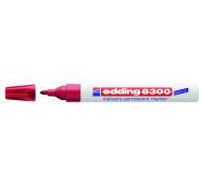 edding permanentne marker 8300 1,5-3mm ümar ots punane