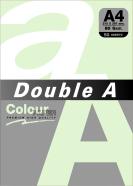 Koopiapaber Double A A4 roheline