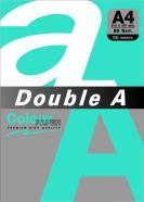 Koopiapaber Double A A4 helesinine