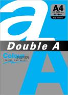Koopiapaber Double A A4 tumesinine