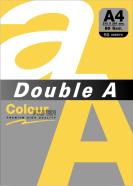 Koopiapaber Double A A4 oranž