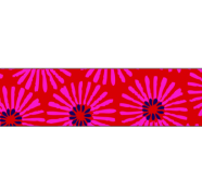 Folia Washi-Tape 26046 15mm x 10m punased karikakrad
