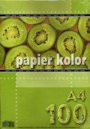 Kreska värviline paber A4 pruun 100 lehte