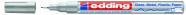 edding värvimarker 780, 0.8mm, permanente hõbe