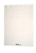 College ruuduline tahvliplokk 60x85cm 20-lehte