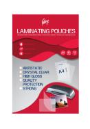 College lamineerimiskile Antistatic A4 80mic/10L läbipaistev
