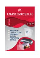 College amineerimiskile Antistatic A4 125mic/10L läbipaistev