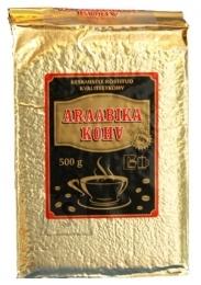 Paulig jahvatatud kohv Arabika 500gr