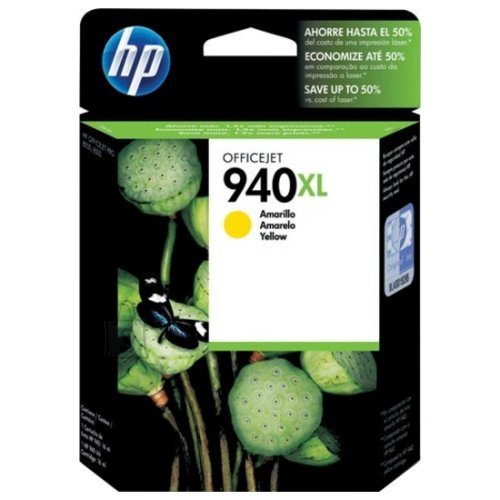 HP tint Nr.940XL kollane 16ml
