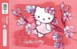 College joonistusplokk Hello Kitty Aquarelle A4/15L