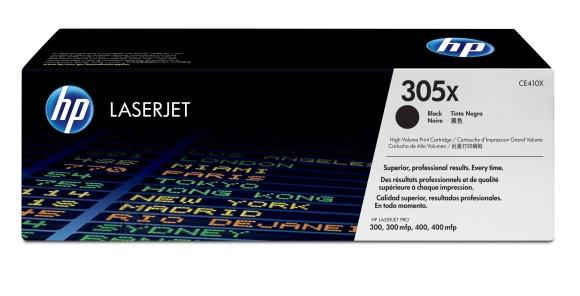 HP analoogtooner 305X must (4000 lehte)