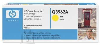 HP Tooner HP Color LJ 2550 / 2820 / 2840 kollane (4000 lehte)