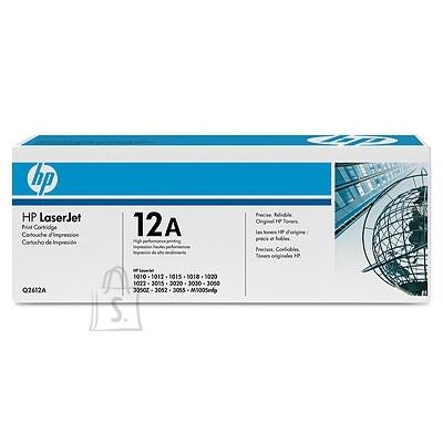 HP Tooner LJ 1010/1015/1018/1020 (Q2612A) must (2000 lehte)