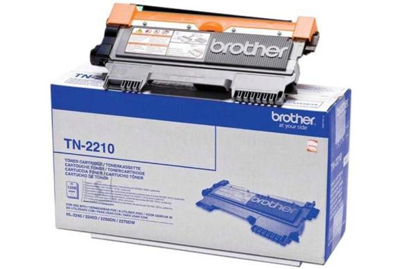 Brother tooner TN-2210 HL-2250DN/HL-2240 (1200 lehte)
