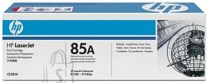 HP Tooner HP CE285A P1102/P1102w must (1600 lehte)