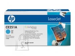 HP Tooner HP Color LJ CP3525/CM3530 tsüaan (7000 lehte)