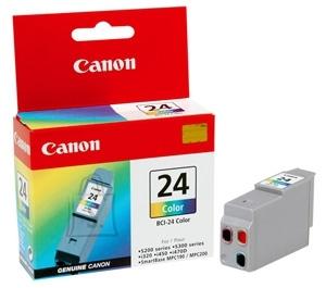 Canon Tint Canon BCI-24 Color 3-värvi tindikassett