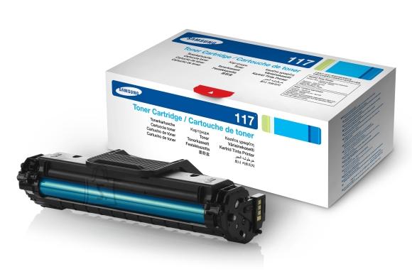 Samsung Tooner MLT-D117S must (2500 lehte)
