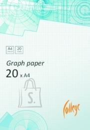 College millimeetriplokk A4/20L