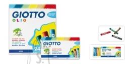 Fila Giotto õlipastellid 24-värvi