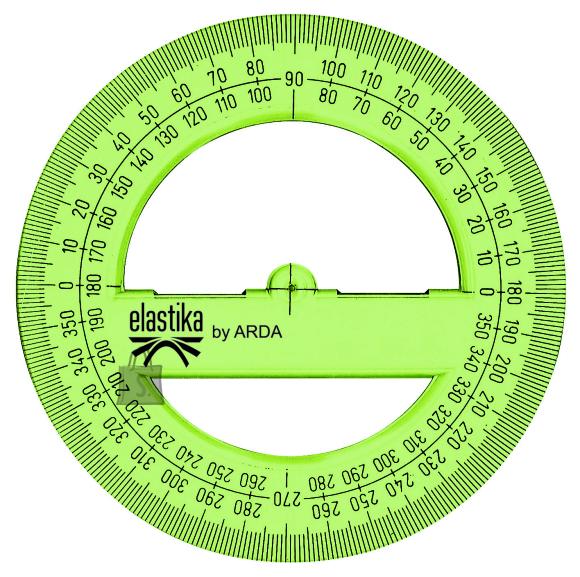 Arda mall Elastika 360° cm. 12